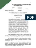 Informe Cientifico Condicionamiento Operante