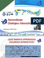 Aprendizaje Dialogico Interactivo-feditic