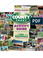 2013 Spring/Summer Activity Guide