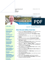 News Bulletin from Conor Burns MP #107