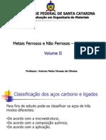 Metais Ferrosos e não-Ferrosos 2