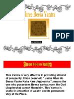 Shree Beesa Yantra