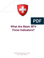 What Are Basic Mt Forex Indicators