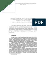Balanced Scorecard Application in Universities_daryush Farid, _mehran Nejati, Heydar Mirfakhredini