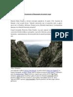 Arii Protejate Rezervatii Naturale Si Monumente Ale Naturii Arges