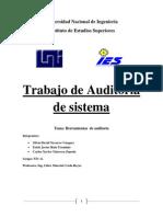 Herramienta Auditoria. GRUPO 4
