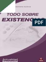 1. Todo Sobre Existencias