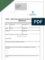 Scholarship Form2013
