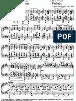 Op.3 No.2, Prelude