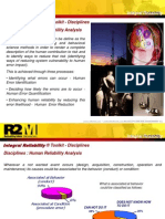 Human Reliability Engineering