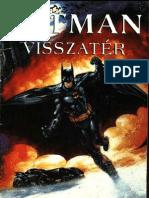 Batman nincs randevú csak igazságosság