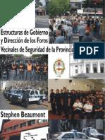 Beaumont Foros Seguridad PciaBsAs 2008
