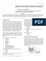 Mechanical Properties of Polymer Composite Materials