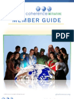 GCI Membership Guidelines