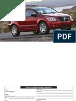 Manual Dodge Caliber 2007