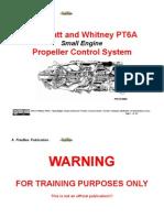 PT6A - Engine Explanation