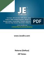 JSP (Natraz Sir Notes)-JavaEra.com