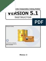 HazMat Trasportation Traing Mod V 5.1 Instructor.pdf