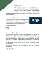 Cemento Pacasmayo Peru
