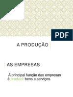 A produção.pptx