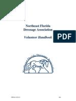 2013 nfda volunteer handbook