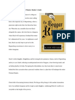 Discussion Guide - The Beggar King by Oliver Potzsch