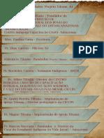 Lista de  Preletores  Conferência 20 anos da Missão Tikuna