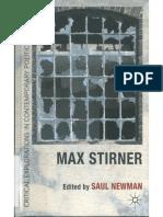 MAX STİRNER- Saul Newman.pdf