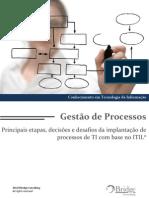 Implantao de Processos de TI ITIL