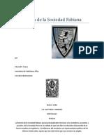 La Historia de La Sociedad Fabiana