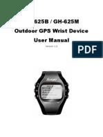GH-625 User Manual _V1.2