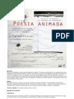 Ofic Poesiaanimada Cartaz DIVULGACAO