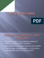 Arte Musulman Clase 5.1