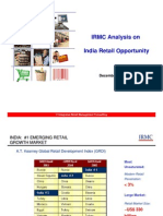 Indian Retail Opportunity - 2005
