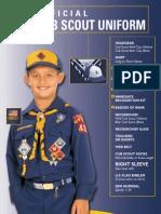 Cub Scout Uniforms