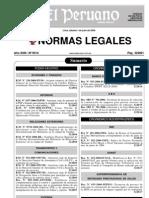 RAD Nº 005-2006-APNDIR,  Requisitos para estudios de riesgos - instapalcion portuaria especial