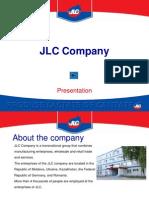 JLC Presentation