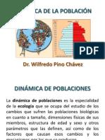 DINÁMICA DE LA POBLACIÓN
