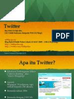 Twitter @ BlogBash Balik Pulau
