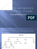 Fortified Antibiotics