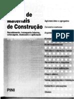 LIVRO MATERIAS DE CONSTRUÇÃO