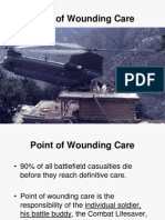 Point of Wounding Care 1