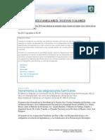 Asignaciones Familiares (Valores Actuales)