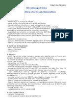 Hemocultura e Técnica de Hemocultura.doc