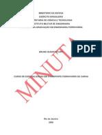 PESQUISA DAS ANOMALIAS NOS CARREGAMENTOS DE MINÉRIO DE FERRO DA MRS LOGÍSTICA S.A.