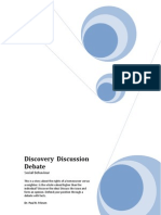 Discover Discussion Debate - Social Behaviour