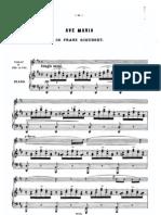 IMSLP65492-PMLP16143-Schubert - Ave Maria for Cello and Piano Score