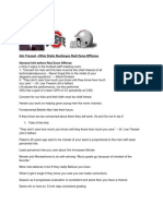 59754663 Jim Tressel Philosophy of Coaching and Red Zone Offense