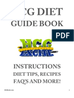 Hcg Excite Guide Book