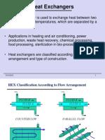 Analyses of Heat Exhangers-2011 - Copy